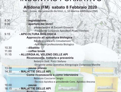 INCONTRO FORMATIVO 8 FEBBRAIO 2020 Marina di Altidona